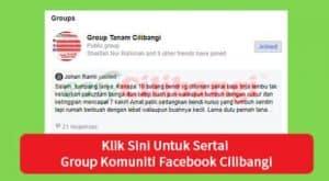 Group Tanam Cilibangi FB